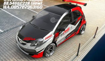 Honda BRIO full