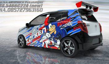 Daihatsu Ayla/Agya Sonic full