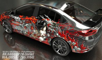 Honda City enjuku racing full