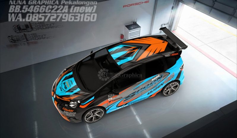 Honda Jazz rally edition full