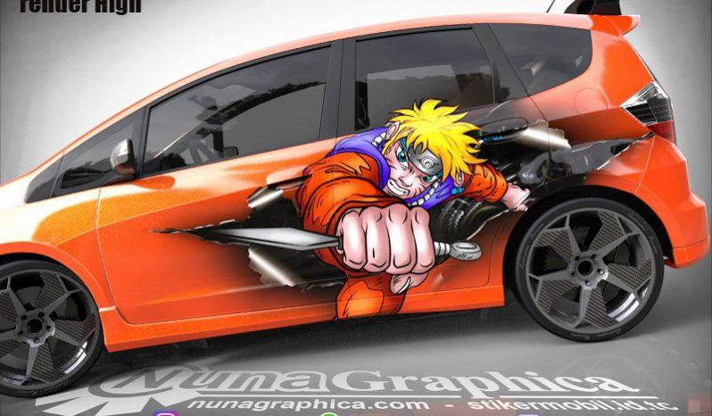 Honda Jazz Naruto full