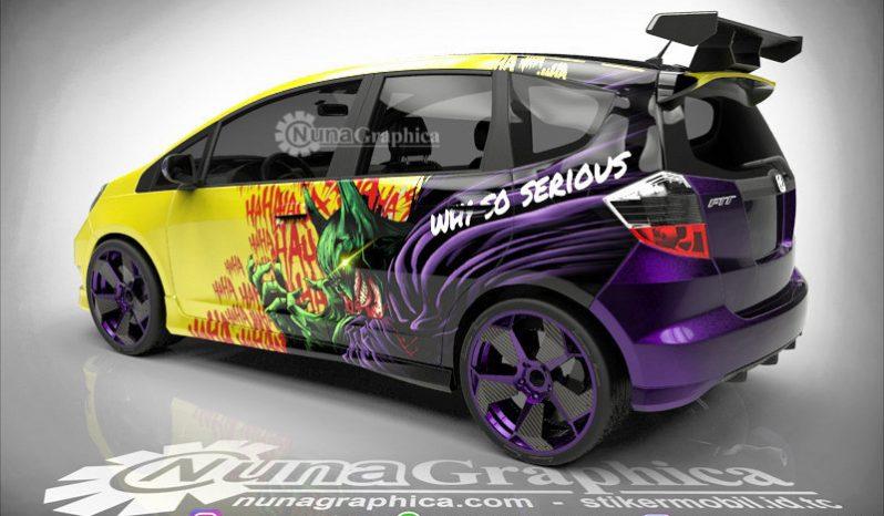 Honda Jazz Batman full