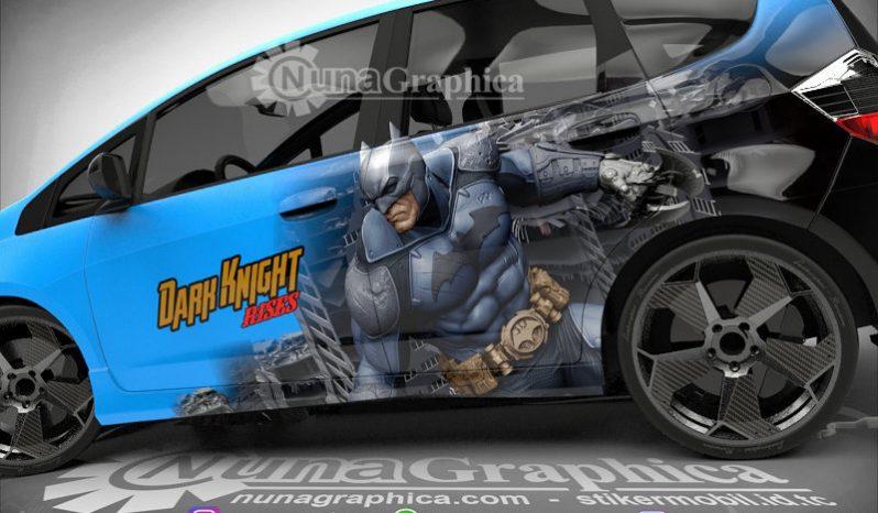 Honda Jazz Dark knight full