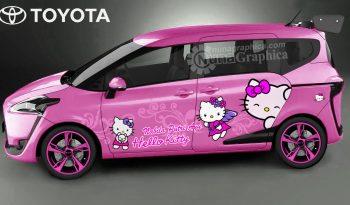 Toyota Sienta 3D full