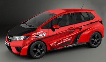 Honda Jazz 3D full