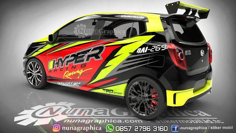 Toyota Agya/Ayla full