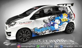 Daihatsu Ayla/Agya Doraemon full
