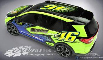 Honda BRV Rosi 46 full