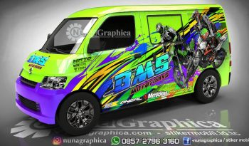 Daihatsu Grandmax Blinvan full