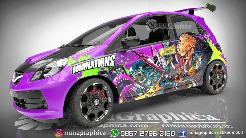 Honda Brio Dominations full