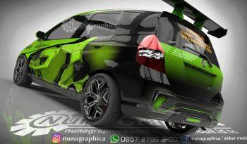 Honda Jazz 2010 3D full