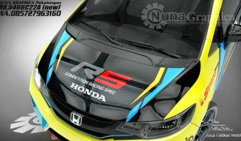 Honda New Jazz GK5 full