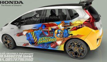 Honda Jazz Minion full
