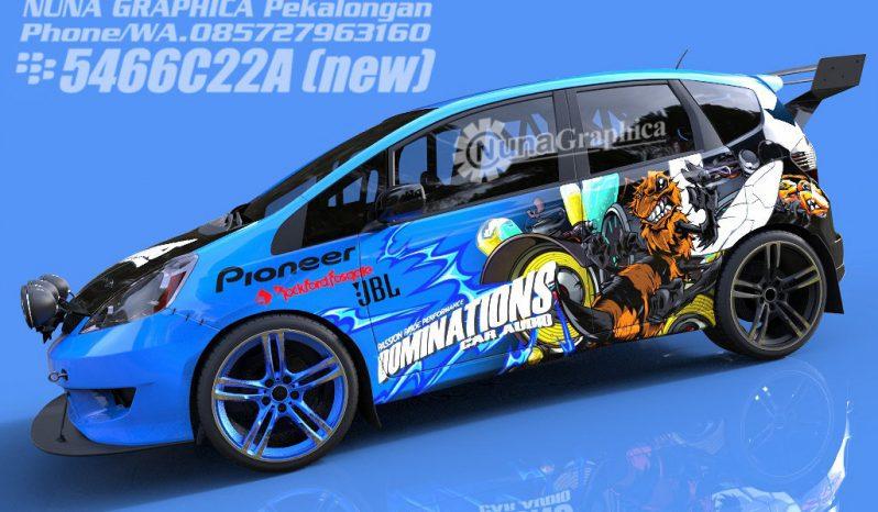 Honda Jazz full