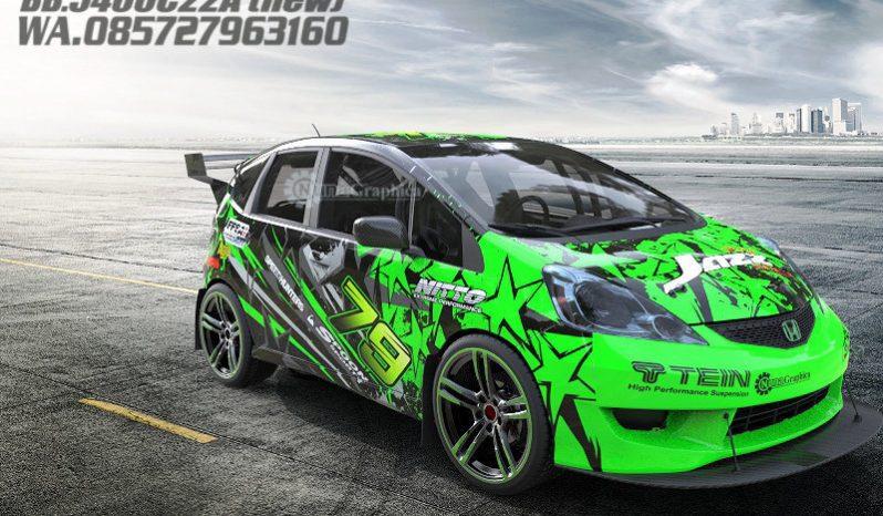 Honda Jazz Rally hijau full