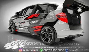 Honda Jazz Racing full