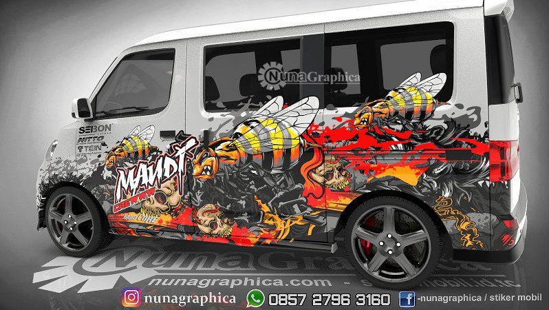 Daihatsu Grandmax full