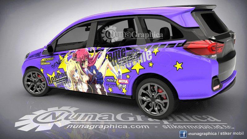 Honda Mobilio itasya full