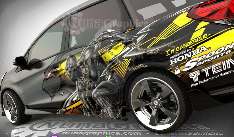 Honda Mobilio Black panther full