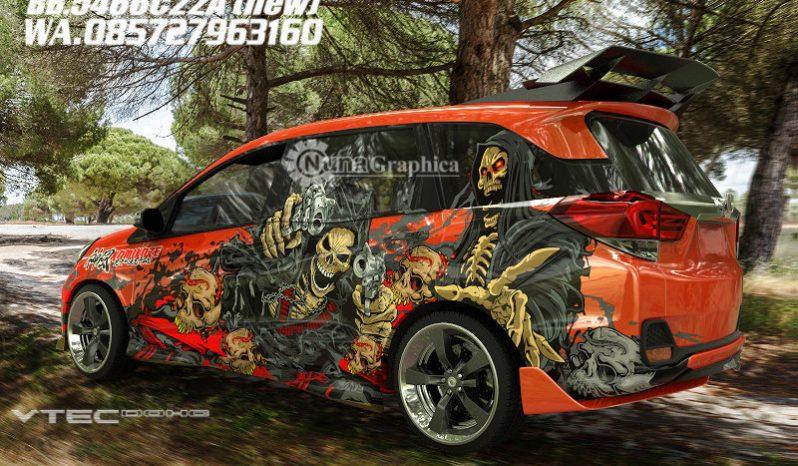 Honda Mobilio Skullspeed full