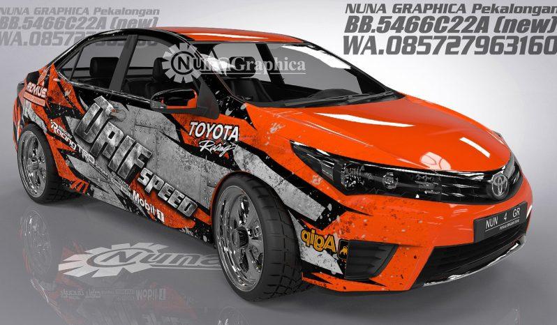 Toyota Corolla new full