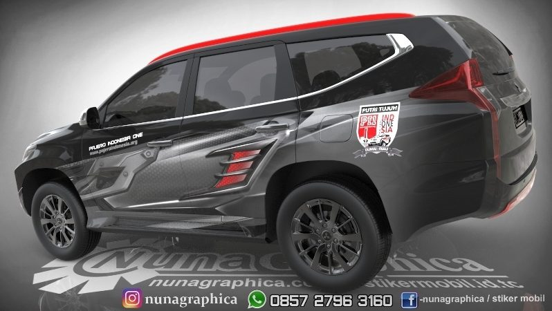 Mitsubishi Pajero 3D full