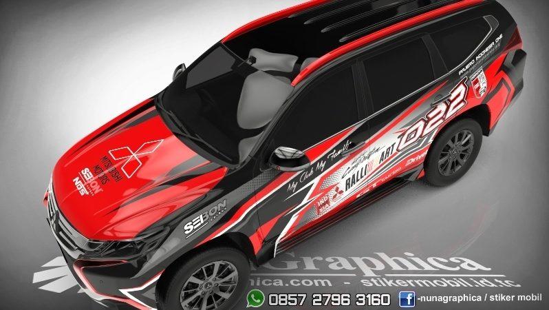Mitsubishi Pajero full