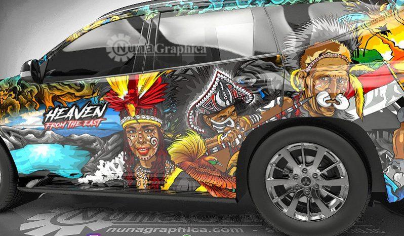 Mitsubishi Pajero budaya full