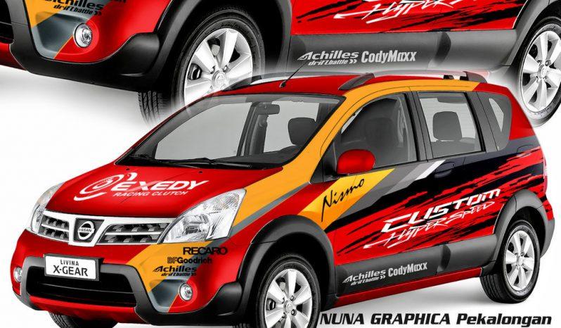 Nissan Grandlivina full
