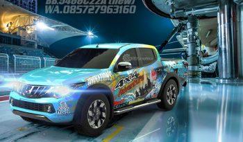 Mitsubishi  New Triton full