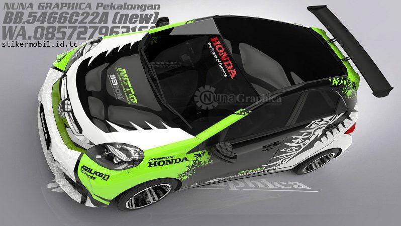 Honda Brio Racing full