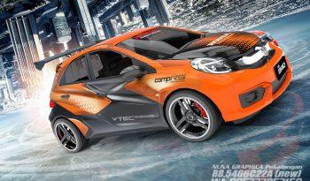 Honda Brio Racing3D full