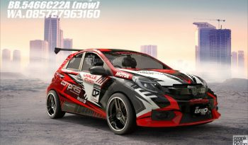 Honda Brio Rally special full