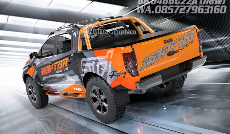 Ford offroad D-Cab full