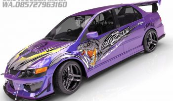 Mitsubishi evo 3 full