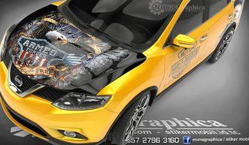 Nissan Xtrail new full