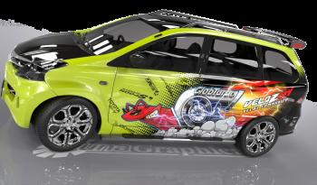 Toyota Avanza/Xenia full