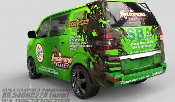 Suzuki Apv branding full