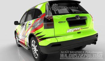 Honda CRV full
