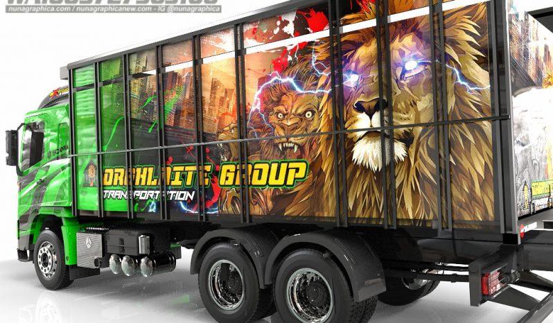 Hino Truck full